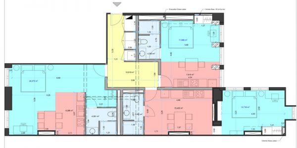 Diviser un appartement : division de lot ou création de plusieurs ...